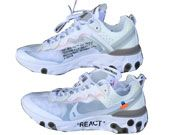 Mens Nike React Element 87 Running Shoes One Colour