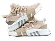 Womens Adidas Eqt Basketball Adv Running Shoes One Colour