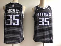 Mens Nba Sacramento Kings #35 Bagley Ii Nike City Black Statement Edition Jersey