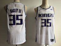 Mens Nba Sacramento Kings #35 Bagley Ii Nike White Association Edition Jersey