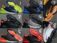 Mens Nike Air Max 270 Drop Plastic Running Shoes 8 Colour