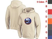 Mens Nhl New York Islanders 9 Colors One Front Pocket Hoodie Jersey