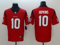 Nfl Houston Texans #10 Deandre Hopkins Red Vapor Untouchable Limited Player Jersey