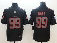 Mens Nfl Houston Texans #99 Jj Watt 2018 Fashion Impact Black Vapor Untouchable Limited Jersey