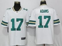 Mens Nfl Green Bay Packers #17 Davante Adams White Vapor Untouchable Limited Player Jersey