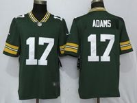 Mens Nfl Green Bay Packers #17 Davante Adams Green Vapor Untouchable Limited Player Jersey