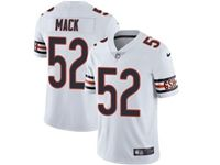 Mens Women Youth Nfl Chicago Bears #52 Khalil Mack White Vapor Untouchable Limited Player Jersey