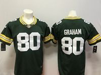 Mens Nfl Green Bay Packers #80 Jimmy Graham Green Vapor Untouchable Limited Player Jersey