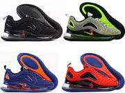 Mens Nike Air Max720 Flyknit Running Shoes 4 Color