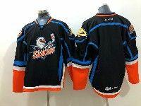 Mens Ahl San Diego Gulls Blank Hockey Black Ccm Jersey