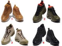 Mens Nike Air Max95 Sneakerboot Running Shoes 4 Color