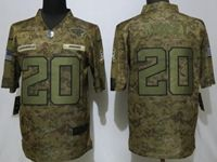 Mens Women Nfl Jacksonville Jaguars #20 Jalen Ramsey 2018 Camo Salute To Service Limited Jersey