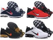 Mens Nike Air Shox Running Shoes 4 Color
