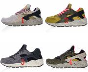Mens Nike Air Huarache Run Premium Running Shoes 4 Color