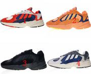 Mens Adidas Originals Yung Running Shoes 4 Color