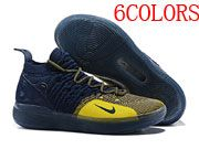 Men Nike Kd11 Basketball Shoes 6 Colours