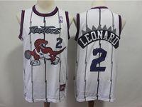 Mens Nba Toronto Raptors #2 Kawhi Leonard White Nike Hardwood Classics Jersey