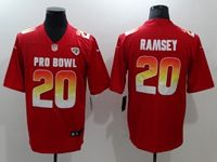 Mens Jacksonville Jaguars #20 Jalen Ramsey Red 2019 Pro Bowl Nike Royal Vapor Untouchable Limited Jersey