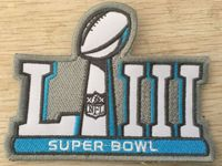 2019 Nfl Super Bowl Iii Patch