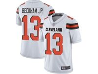 Mens Women Youth Nfl Cleveland Browns #13 Odell Beckham Jr White Vapor Untouchable Limited Nike Jersey