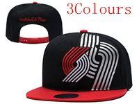 Mens Nba Portland Trail Blazers Hats (4 Colours)