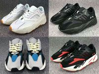 Men Adidas Yeezy Boost 700 Running Shoes 4 Colours