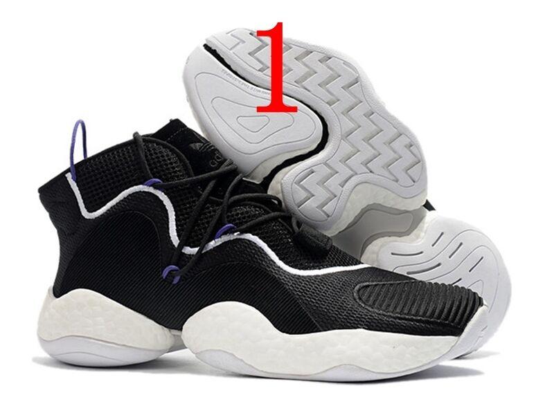 Mens Adidas Basketball Shoes 3 Colours