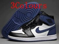 Mens And Women Air Jordan 1 Mid Basketball Shoes 3 Colours