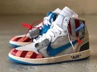 Men And Women Nike Air Jordan 1 Mid Aj1 Jointly Basketball One Colour Shoes