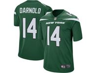 2019 Mens Women Youth Nfl New York Jets #14 Sam Darnold Green Nike Player Game Jersey