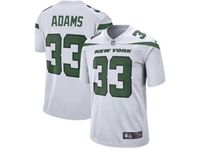 2019 Mens Women Youth Nfl New York Jets #33 Jamal Adams White Nike Player Game Jersey