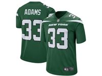 2019 Mens Women Youth Nfl New York Jets #33 Jamal Adams Green Nike Player Game Jersey