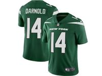 2019 Mens Women Youth Nfl New York Jets #14 Sam Darnold Green Nike Vapor Untouchable Limited Jersey
