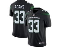 2019 Mens Women Youth Nfl New York Jets #33 Jamal Adams Black Nike Vapor Untouchable Limited Jersey