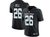 2019 Mens Women Youth Nfl New York Jets #26 Le'veon Bell Black Nike Vapor Untouchable Limited Jersey