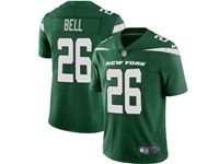 2019 Mens Women Youth Nfl New York Jets #26 Le'veon Bell Green Nike Vapor Untouchable Limited Jersey