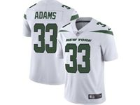 2019 Mens Women Youth Nfl New York Jets #33 Jamal Adams White Nike Vapor Untouchable Limited Jersey