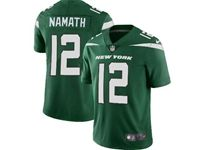 2019 Mens Women Youth Nfl New York Jets #12 Joe Namath Green Nike Vapor Untouchable Limited Jersey