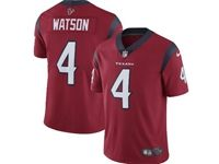 Mens Women Youth Nfl Houston Texans #4 Deshaun Watson Red 2019 Nike Vapor Untouchable Limited Jersey