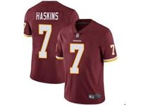 Mens Women Youth 2019 Nfl Washington Redskins #7 Dwayne Haskins Red Vapor Untouchable Limited Player Jersey