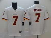 Mens Women Youth 2019 Nfl Washington Redskins #7 Dwayne Haskins White Vapor Untouchable Limited Player Jersey