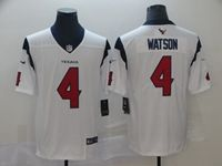 Mens Women Youth Nfl Houston Texans #4 Deshaun Watson White 2019 Nike Vapor Untouchable Limited Jersey