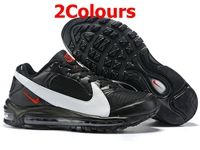 Mens Nike Air Max 97 Big Logo (8997) Running Shoes 2 Colours