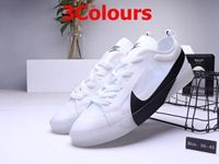Mens And Women Nike Blazer Low Mesh Running Shoes 3 Colours