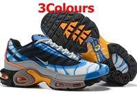 Mens Nike Air Max Plus (tn) Running Shoes 3 Colours