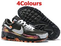 Mens Nike Air Max Ow 90 Running Shoes 4 Colours