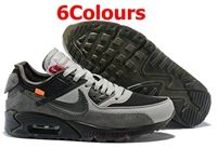 Mens Nike Air Max Ow 90 Limited Joint Running Shoes 6 Colours