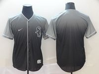 Mens Mlb Chicago White Sox Blank Black Nike Drift Cool Base Jersey
