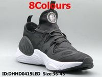 Mens And Women Nike Air Huarache 7 Running Shoes 8 Colours