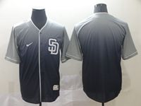 Mens Mlb San Diego Padres Blank Blue Nike Drift Cool Base Jersey